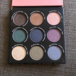 The Balm shady lady eyeshadow palette